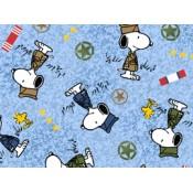 Snoopy Patriotic Puppy Belly Band