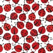 Ladybug Puppy Puddle Pad
