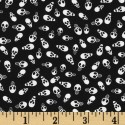 Halloween Small Dark Skulls  Puppy Belly Band CLEARANCE
