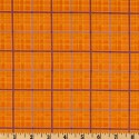 Autumn Harvest Plaid Puppy Belly Band CLEARANCE