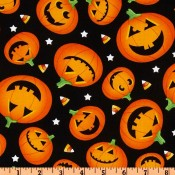 Halloween Jack-o-Lanterns </br>Puppy Belly Band CLEARANCE