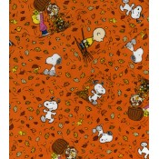 Autumn Snoopy </br>Puppy Belly Band CLEARANCE