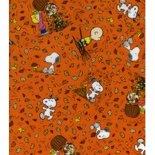 Autumn Snoopy Puppy Belly Band CLEARANCE