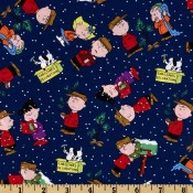 Holiday Snoopy & Friends Puppy Belly Band