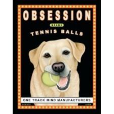 Dog Golden Lab Obsession 8x10 Art Print