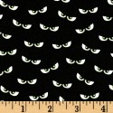 Halloween Spooky Eyes Puppy Belly Band