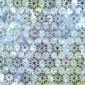 Snowflakes Artisan Batik </br>Puppy Belly Band