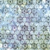 Snowflake Artisan Batik Puppy Puddle Pad