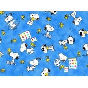 Snoopy and Woodstock </br>Puppy Belly Band CLEARANCE