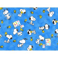 Snoopy and Woodstock Puppy Belly Band CLEARANCE