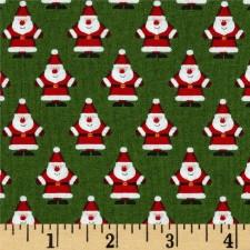Holiday Santa Puppy Belly Band