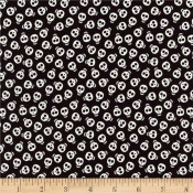 Halloween Glow in the Dark Skulls  </br>Puppy Belly Band