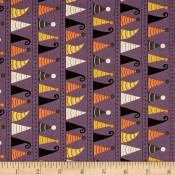 Halloween Witches Hats Purple </br>Puppy Belly Band