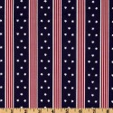 Stars and Stripes Puppy Belly Band CLEARANCE