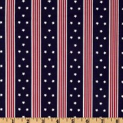 Stars and Stripes </br>Puppy Belly Band CLEARANCE