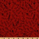 Holiday Whosville Red Puppy Belly Band CLEARANCE