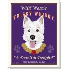 Dog Westie - Wild Westie