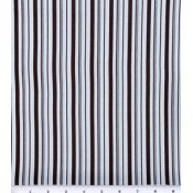 Brown and Light Blue Striped </br>Puppy Belly Band CLEARANCE