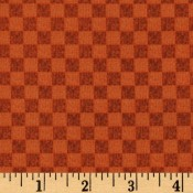 Checker Orange </br>Puppy Belly Band CLEARANCE