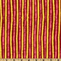 Urban Striped Yellow/Red Puppy Belly Band CLEARANCE