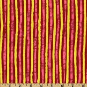 Urban Striped Yellow/Red </br>Puppy Belly Band CLEARANCE