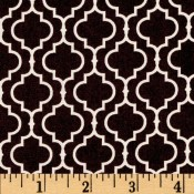 Metro Tile Chocolate Puppy Belly Band CLEARANCE