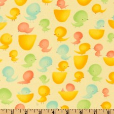 Baby Chicks and Peeps Puppy Belly Band