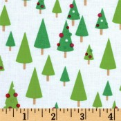 Holiday Christmas Trees </br>Puppy Belly Band CLEARANCE