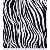 Zebra Print </br>Puppy Belly Band CLEARANCE