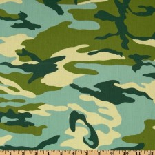 Green Camouflage Puppy Belly Band CLEARANCE