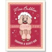 Dog Poodle - Miss Bubbles 8x10 Print