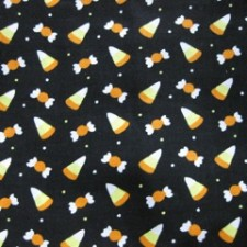Halloween Candy Corn Puppy Belly Band CLEARANCE