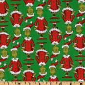 Holiday Grinch Puppy Belly Band CLEARANCE **MEDIUM ONLY**