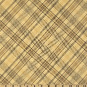 Plaid Tan </br>Puppy Belly Band CLEARANCE