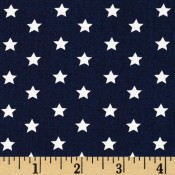 Stars on Navy </br>Puppy Belly Band CLEARANCE