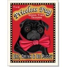 Dog Pug - Priceless