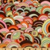 60s Retro </br>Puppy Belly Band CLEARANCE **X-SMALL SIZE**