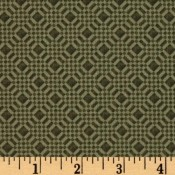 Geometric Diamond Green </br>Puppy Belly Band CLEARANCE
