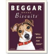 Dog Russell Terrier - Beggar Biscuits