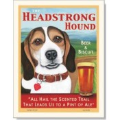 Dog Beagle - Headstrong Hound