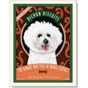 Dog Bichon - Bichon Biscuits