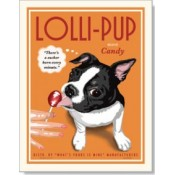 Dog Boston Terrier - Lolli-Pup