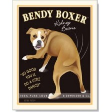 Dog Boxer - Bendy Boxer