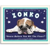Dog Bulldog - Zonko
