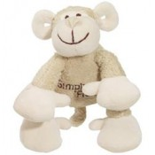 Simply Fido Oscar Monkey 6""