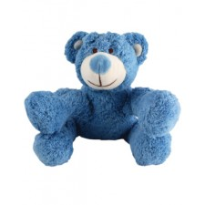 Simply Fido Wally Blue Bear 6""