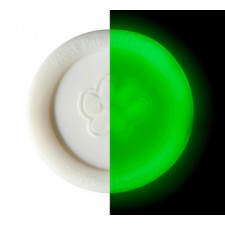 Zisc Glow in the Dark Frisbee by West Paw Design